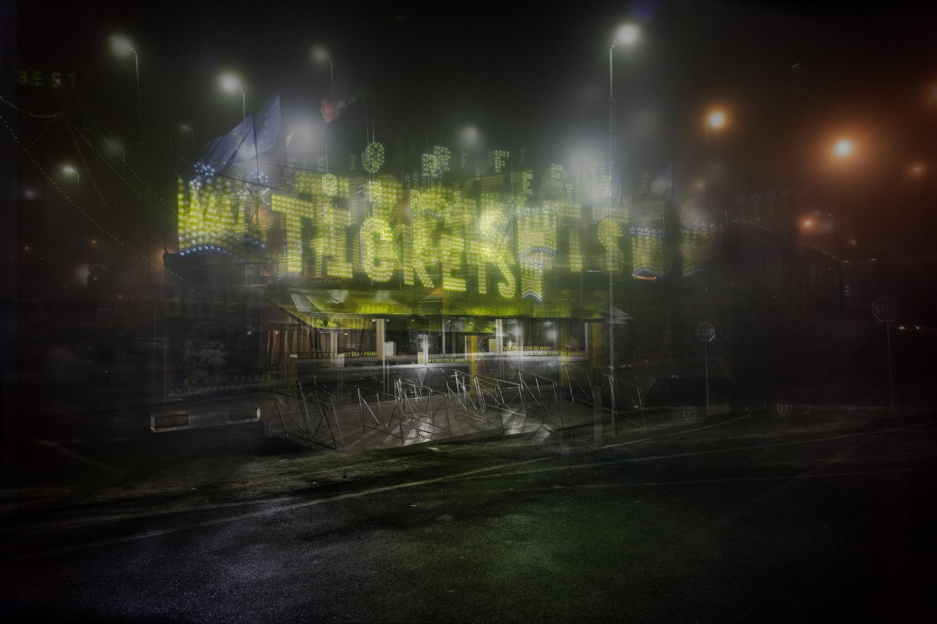 riccartdo- magherini-Orfei #02-Circus series