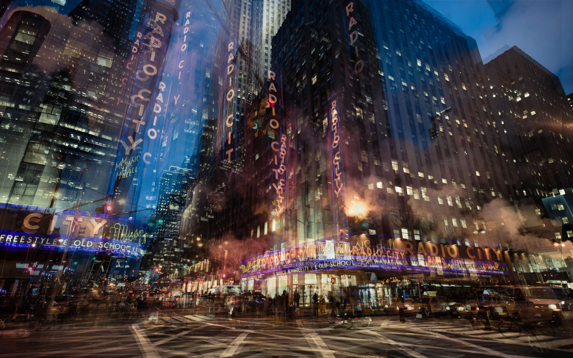 NY #01 - Riccardo Magherini