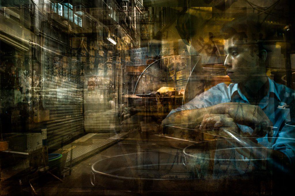 Riccardo Magherini Fine Art - Pei Ho - HK series