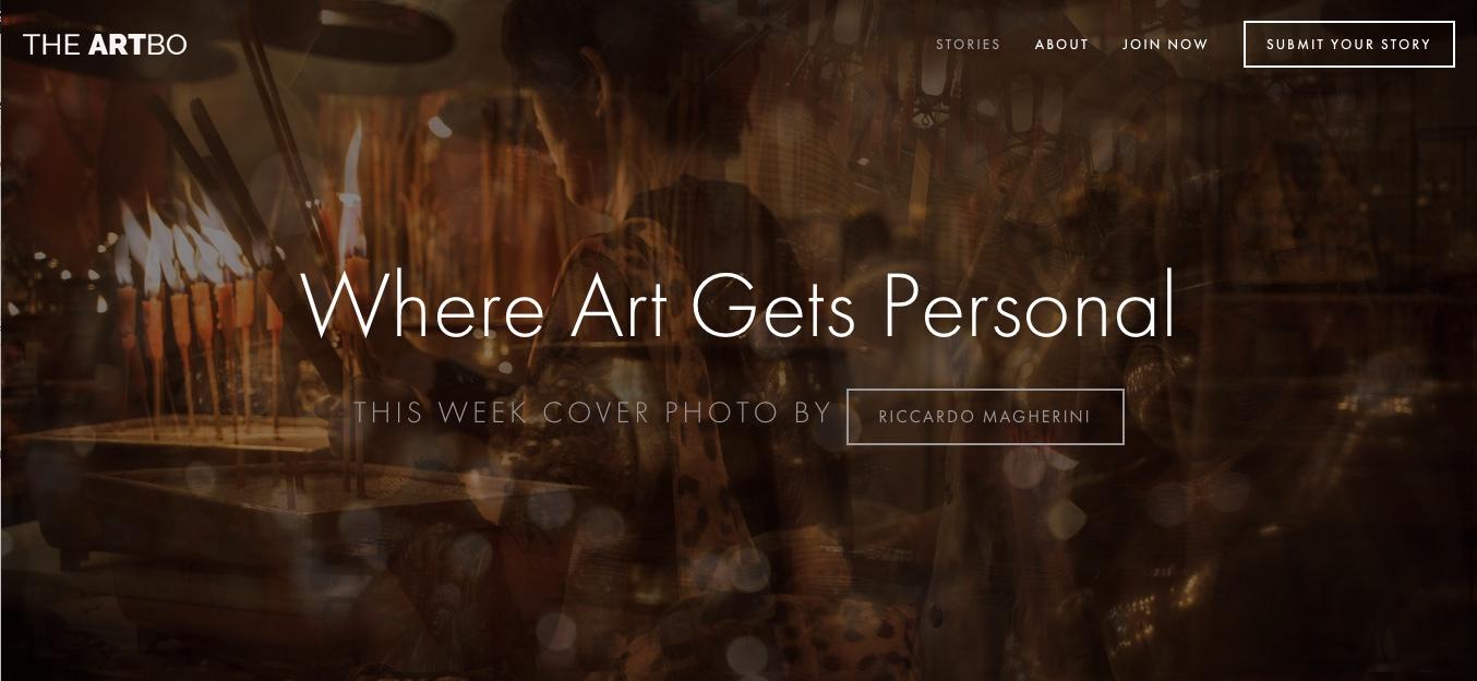 Riccardo Magherini - the artbo
