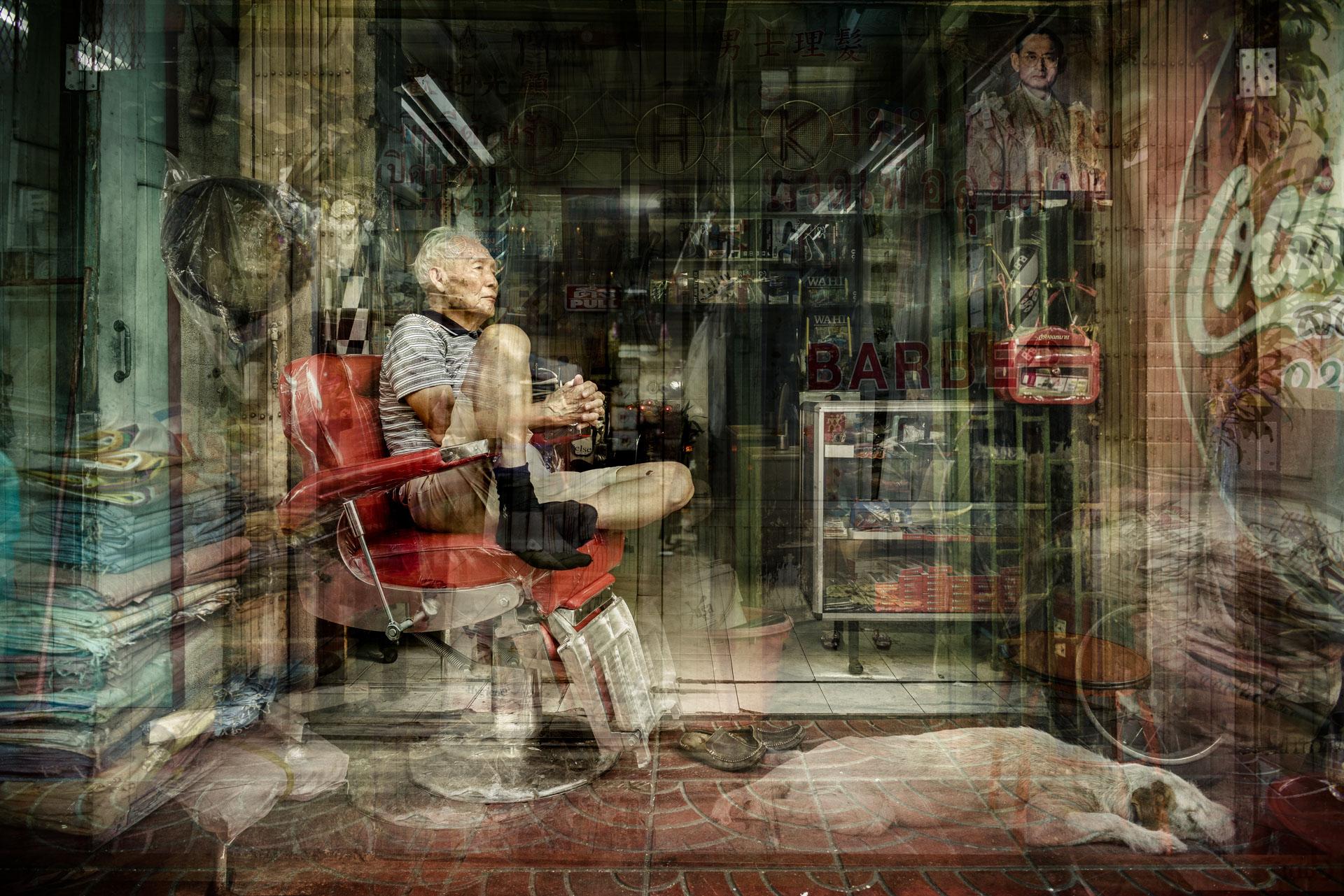DHK - Riccardo Magherini Fine Art - BKK series