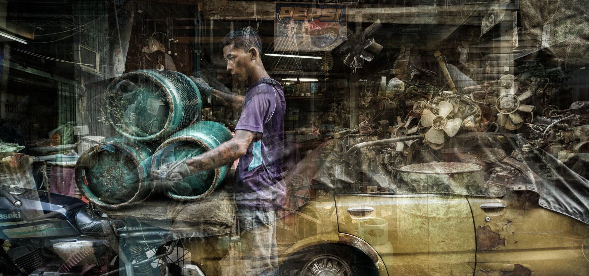 Riccardo Magherini Fine Art Photography- Pah Klong