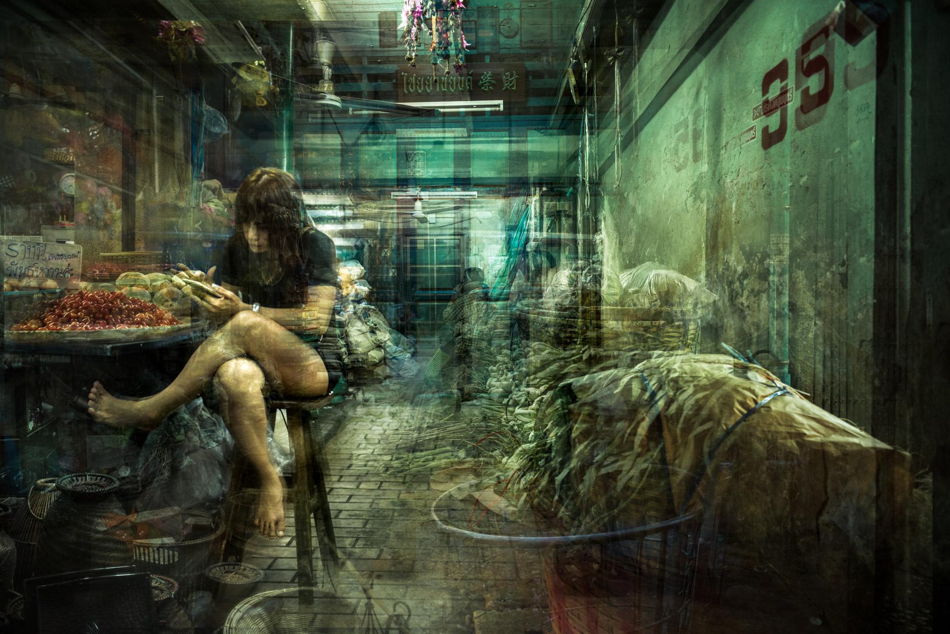 Tha Klang - Riccardo Magherini Fine Art - BKK series