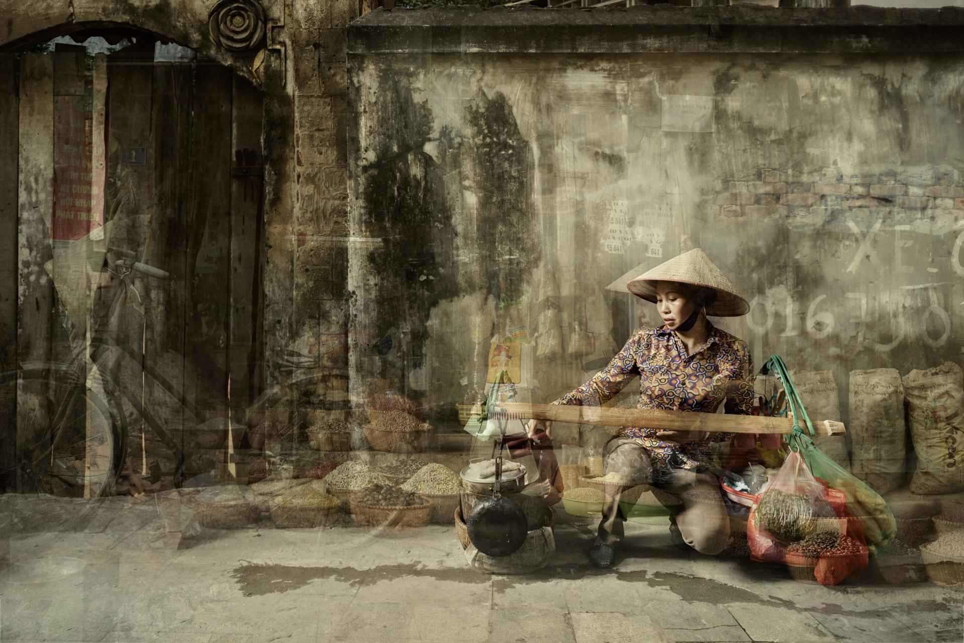 Bat Trang- Hanoi series - IPA 2018 winner - Riccardo Magherini Fine Art