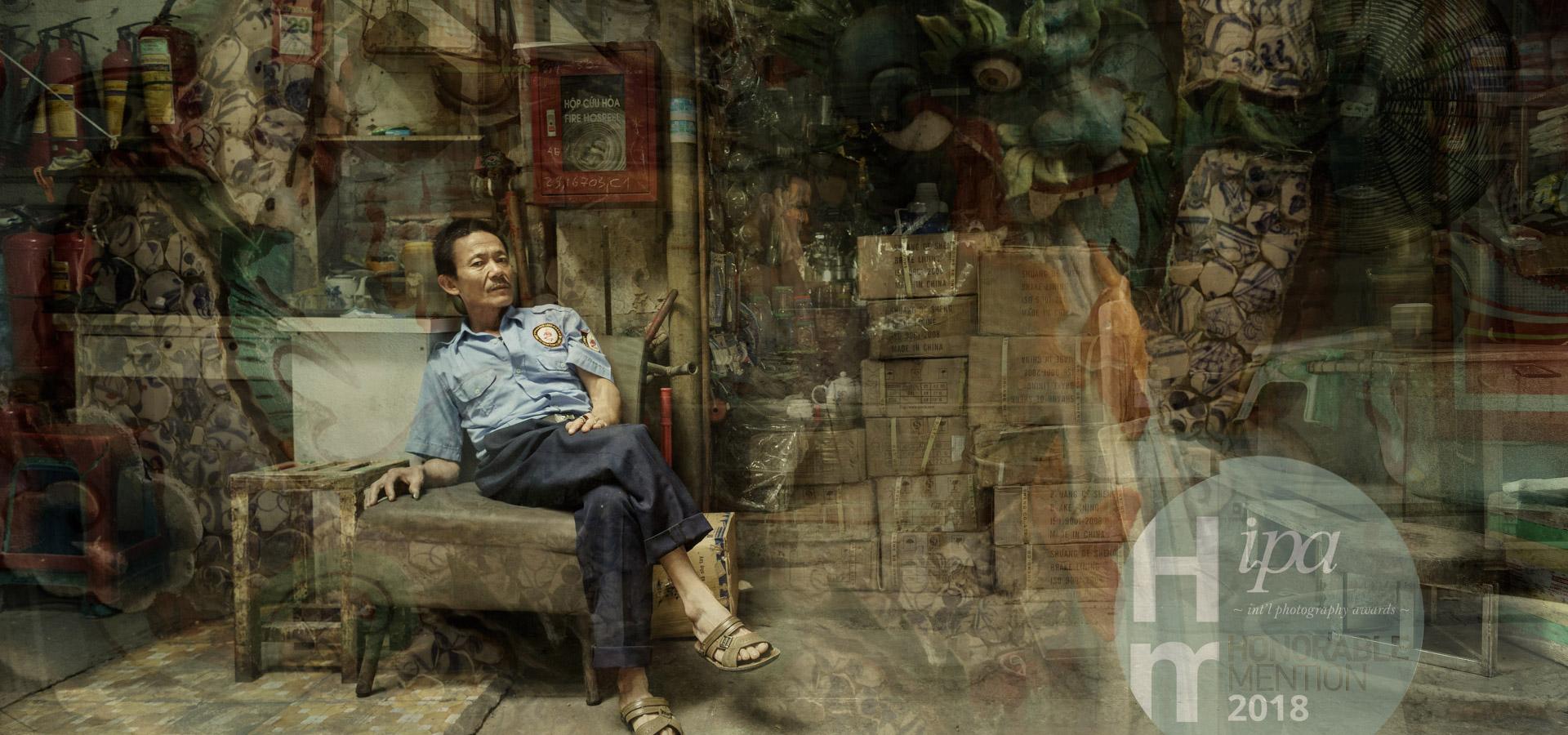 Dong Xuan- Hanoi series - IPA 2018 winner - Riccardo Magherini Fine Artni Fine Art