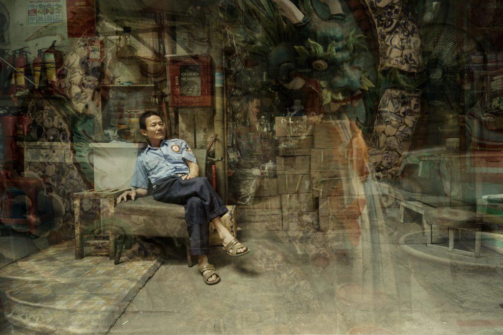 Dong_Xuan - Hanoi series - IPA 2018 winner - Riccardo Magherini Fine Art