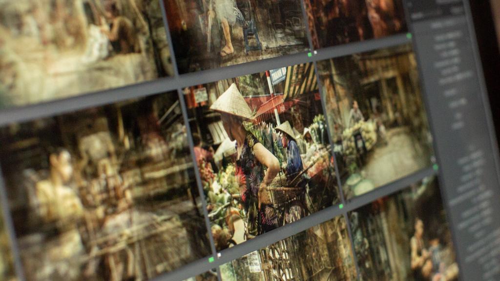 Hanoi series- Riccardo Magherini - Fine Art