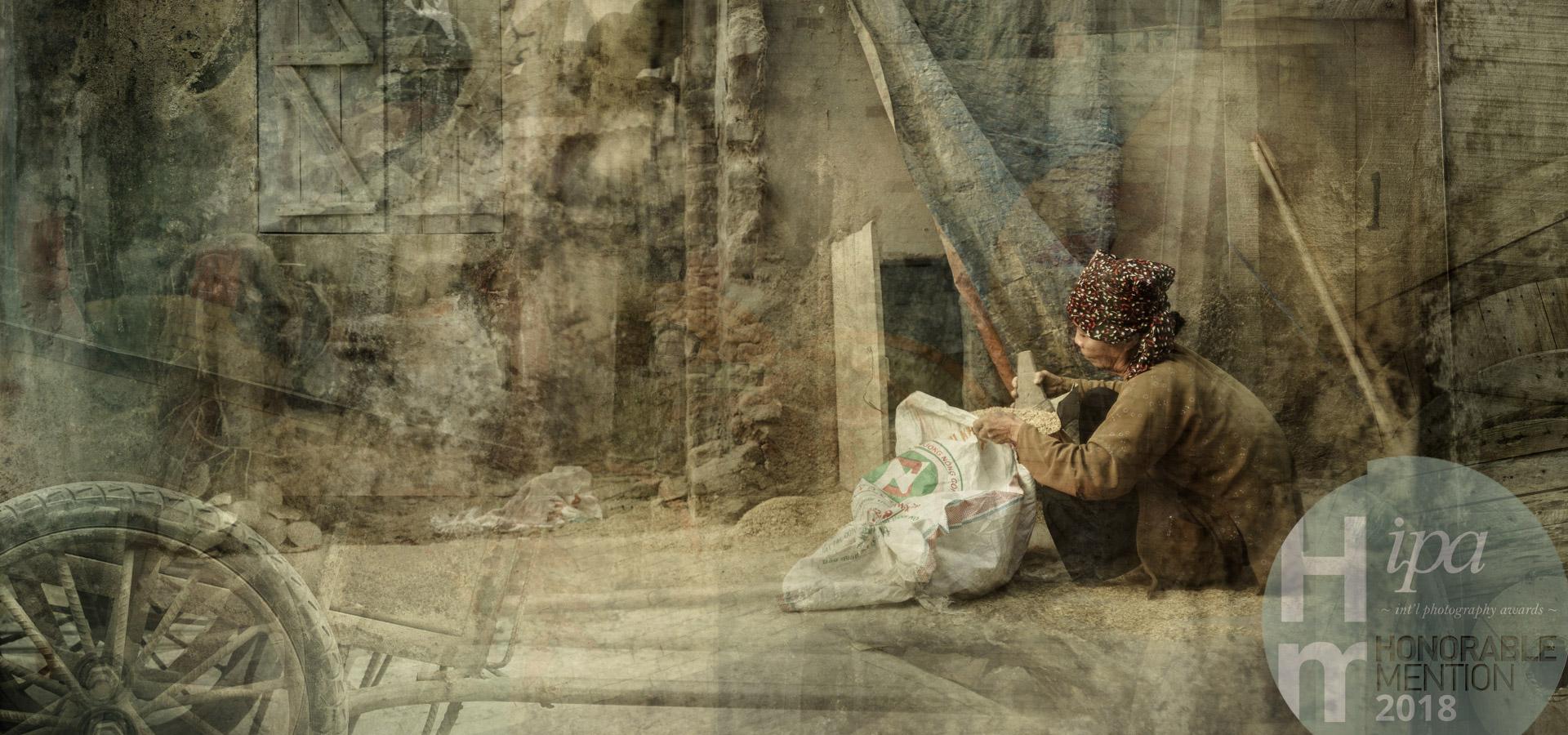 Xom Dong - Hanoi series - IPA 2018 winner - Riccardo Magherini Fine Art