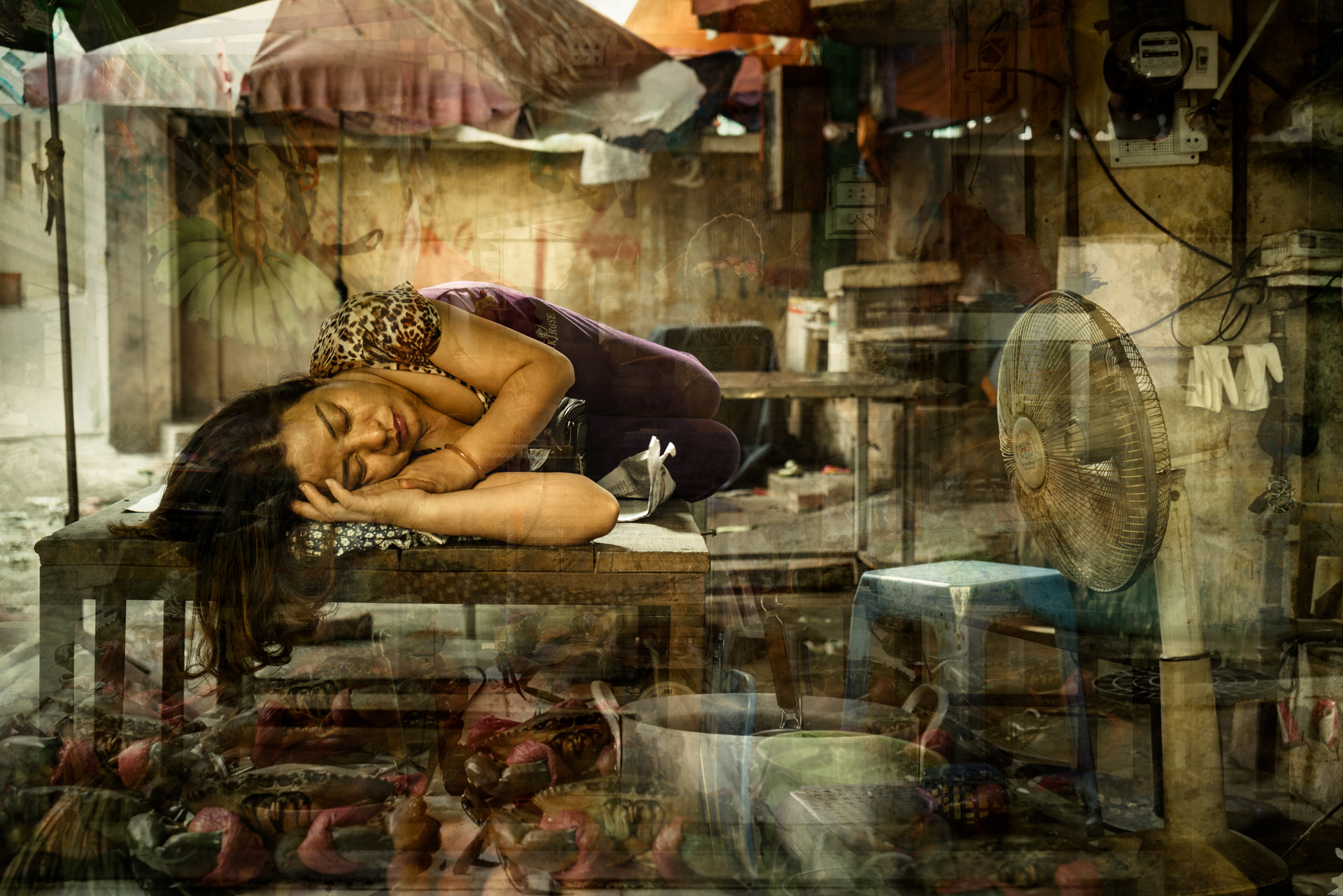 Hanoi series - IPA 2018 winner - Riccardo Magherini Fine Art