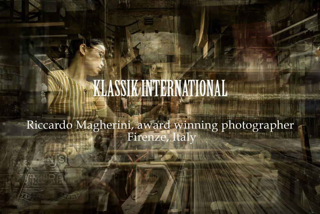 Van Phuc-Hanoi series-Riccardo Magherini-Klassik