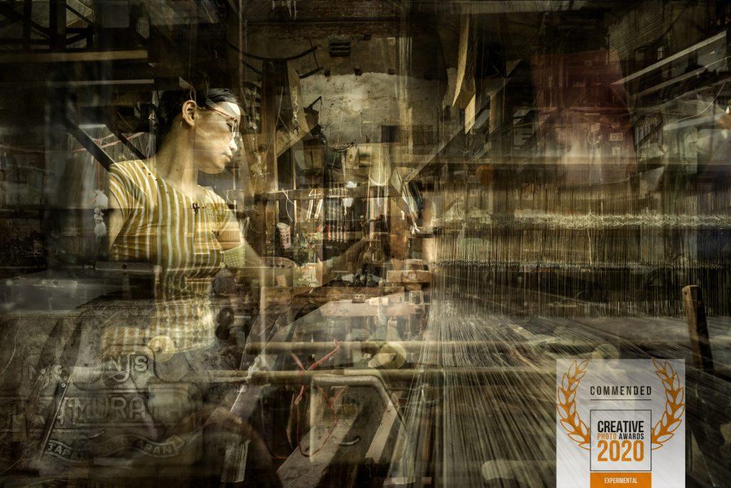 Van Phuc from Hanoi series-Commended at SIPA 2020-Creative Awards-Riccardo Magherini Fine Art Photography