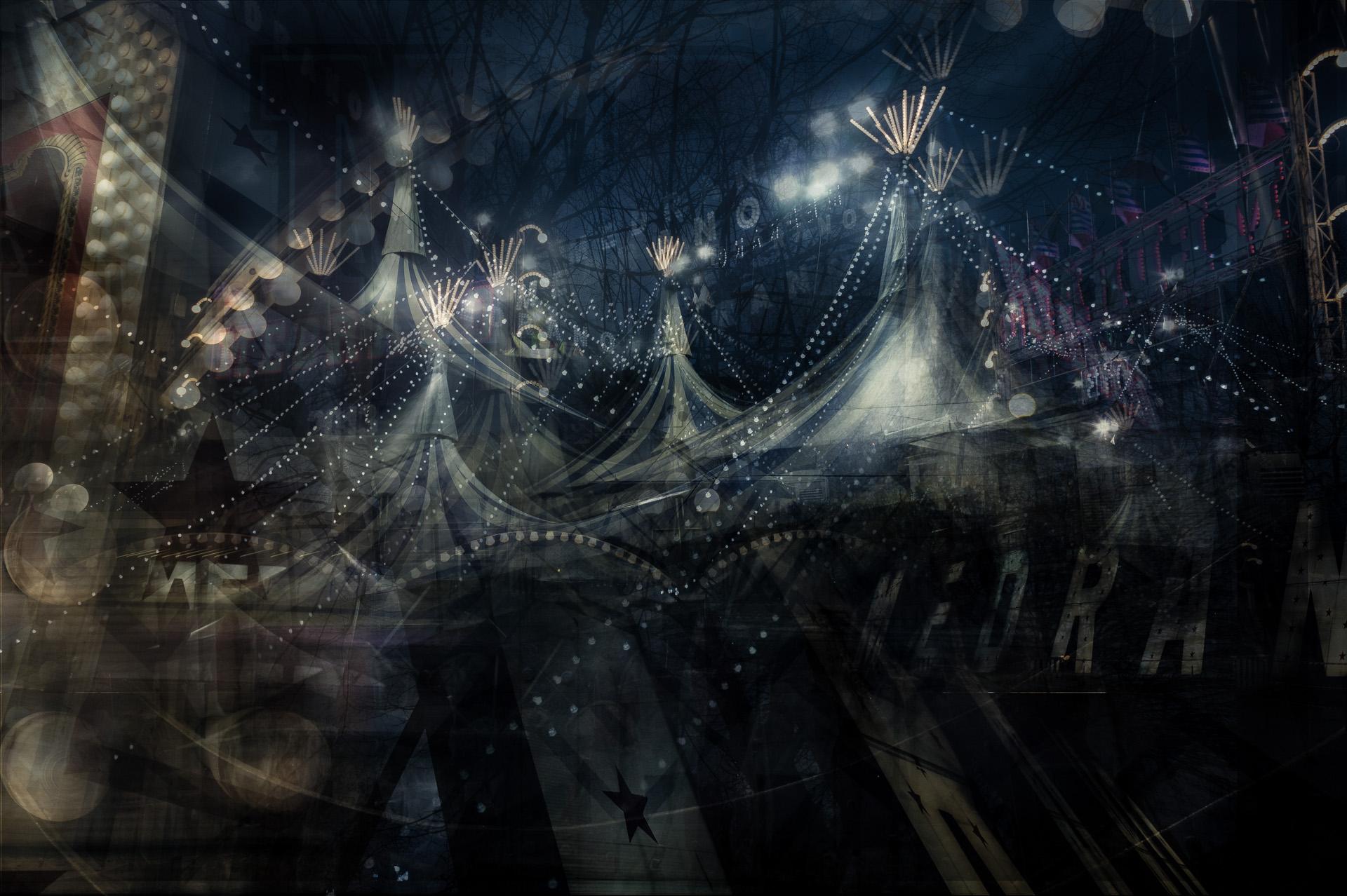 Electric Dream series-Riccardo Magherini-