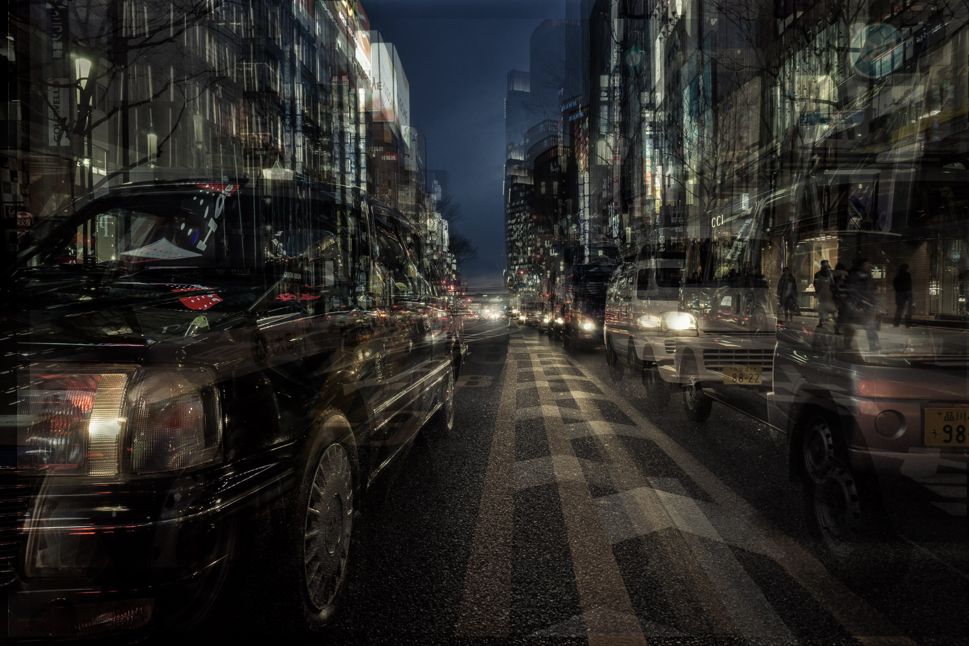 Tokyo series-Riccardo Magherini Fine Art
